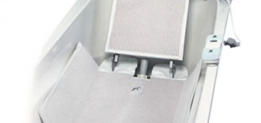 Bathmaster - removable bath seat